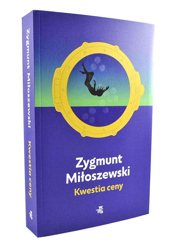 książka kwestia ceny wydana przez wydawnictwo W.A.B.