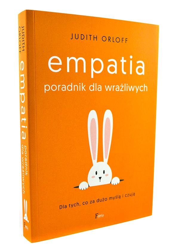 książka Empatia z wydawnictwa Feeria